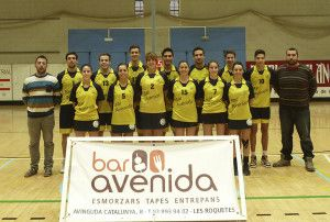 Sènior-A-korfbal-CEVG-Bar-Avenida